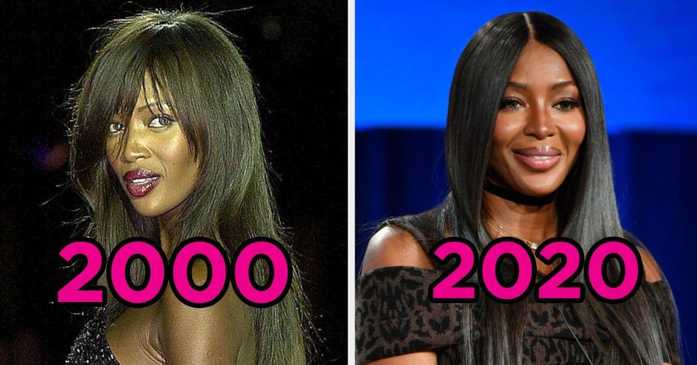 Heres what 23 black celebrities look like in 2020 vs