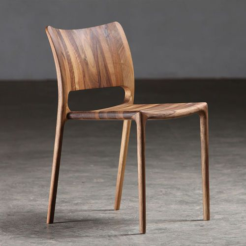 Contemporary chair   cherrywood   oak   walnut LATUS by Salih Teskered i  Artisan  Solid Wood Furniture. Contemporary chair   cherrywood   oak   walnut LATUS by Salih