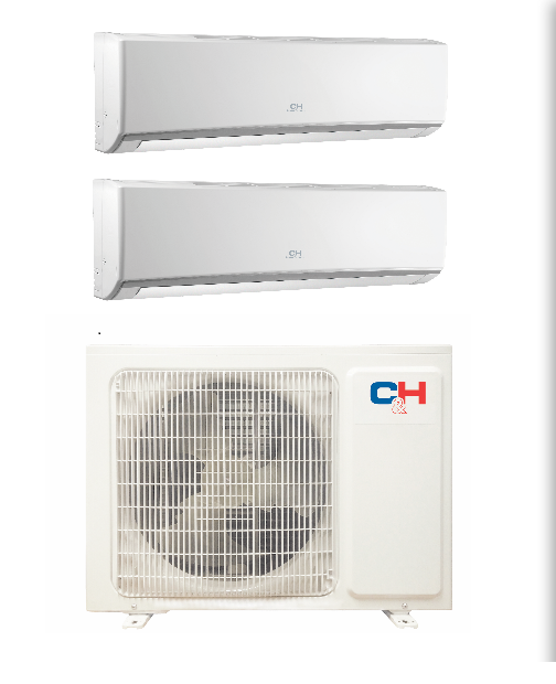 Residential Heating And Ac Systems In Minisplitwarehouse Com Get A C H 2 Zone 18k Mini Split Heat Pump Ac Soph Air Conditioner Units Heat Pump System Heat Pump