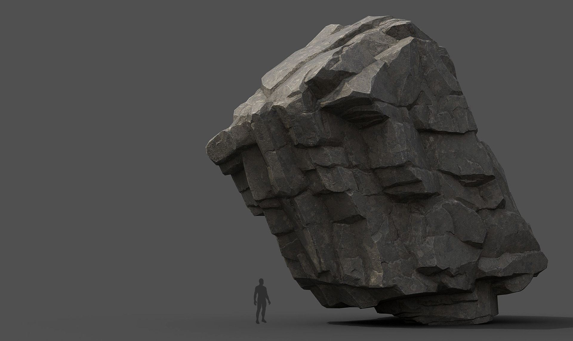 ArtStation Modular Rocks Alen Vejzovic