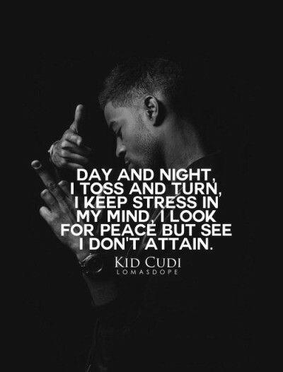 Kid Cudi Day And Night Rapper Quotes Kid Cudi Quotes Kid Cudi Lyrics