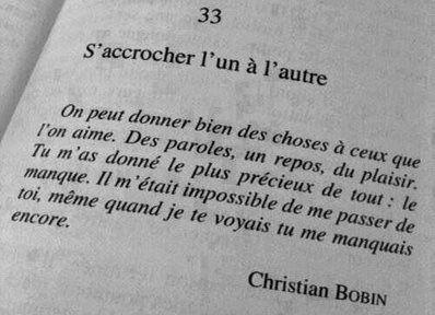 Christian Bobin Mes Bouquins De Chevet Absolument