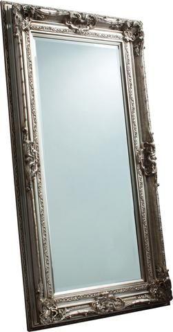 Veronica Leaner Mirror Silver - - SHINE MIRRORS AUSTRALIA - 1 ...