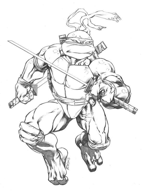 TMNT Leonardo Tmnt4life Ninja
