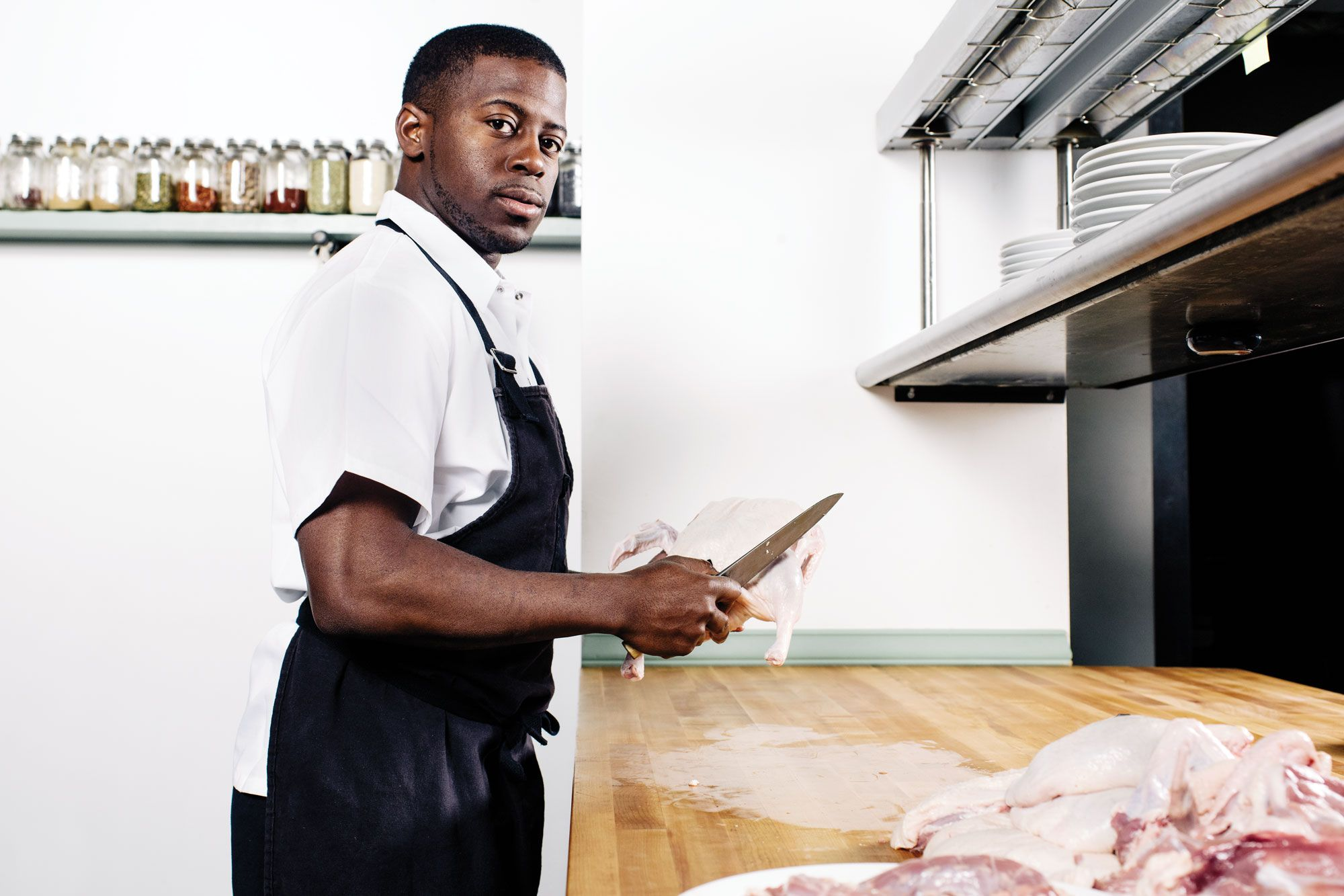 On Being Black in the Kitchen - Edouardo Jordan on the lack of black ...