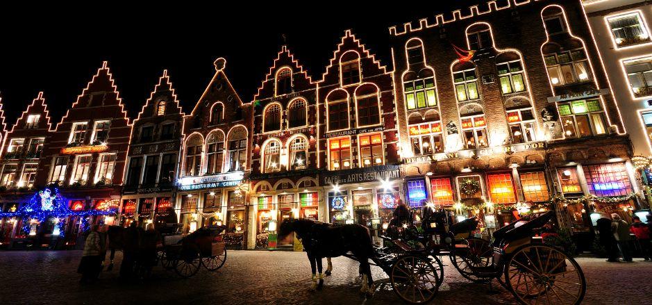 Bruges Christmas Market.Bruges Christmas Markets Places To Visit Bruges
