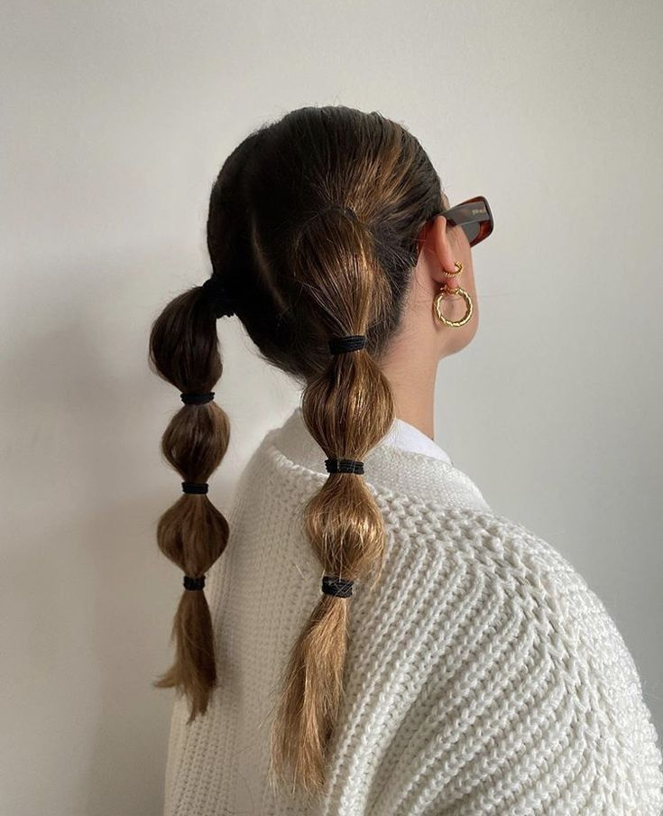 Image about fashion in hair by 𝐆𝐑𝐀𝐂𝐄 on We Heart I