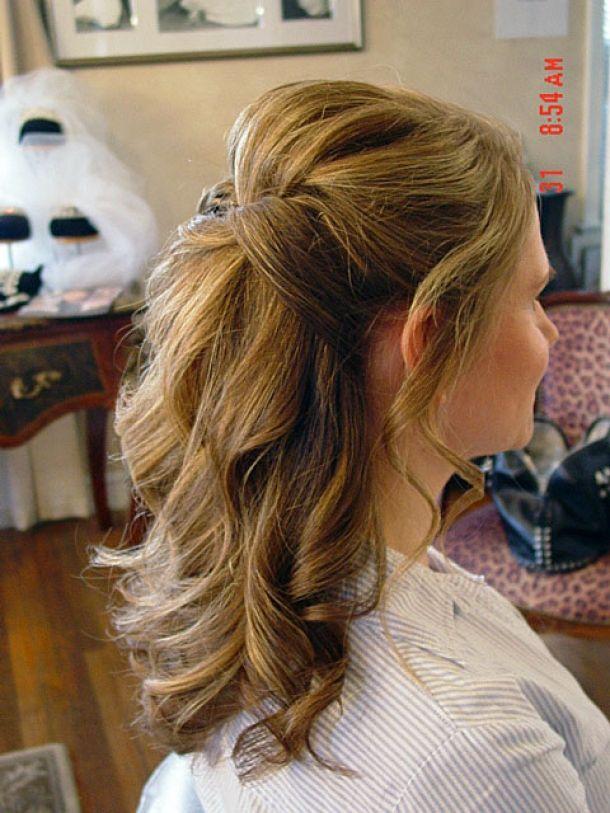 Austin Wedding Hairstyles Half Updo Updos For Weddings