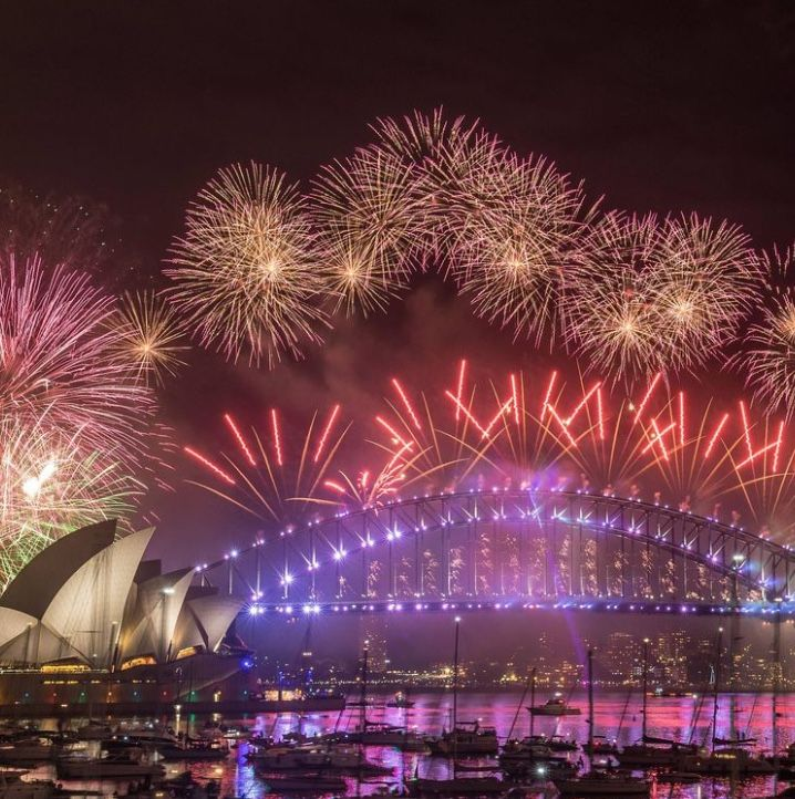 New Year's Eve, Sydney Holiday destinations, Best hotels