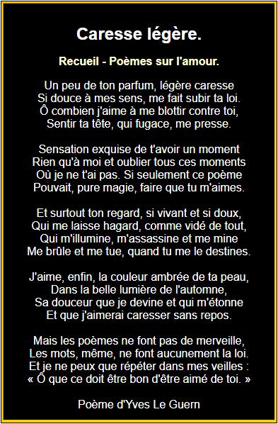 Poesie D Amour Poemes D Amour En Images Texte Romantique Poeme Romantique Citations D Amour Francais