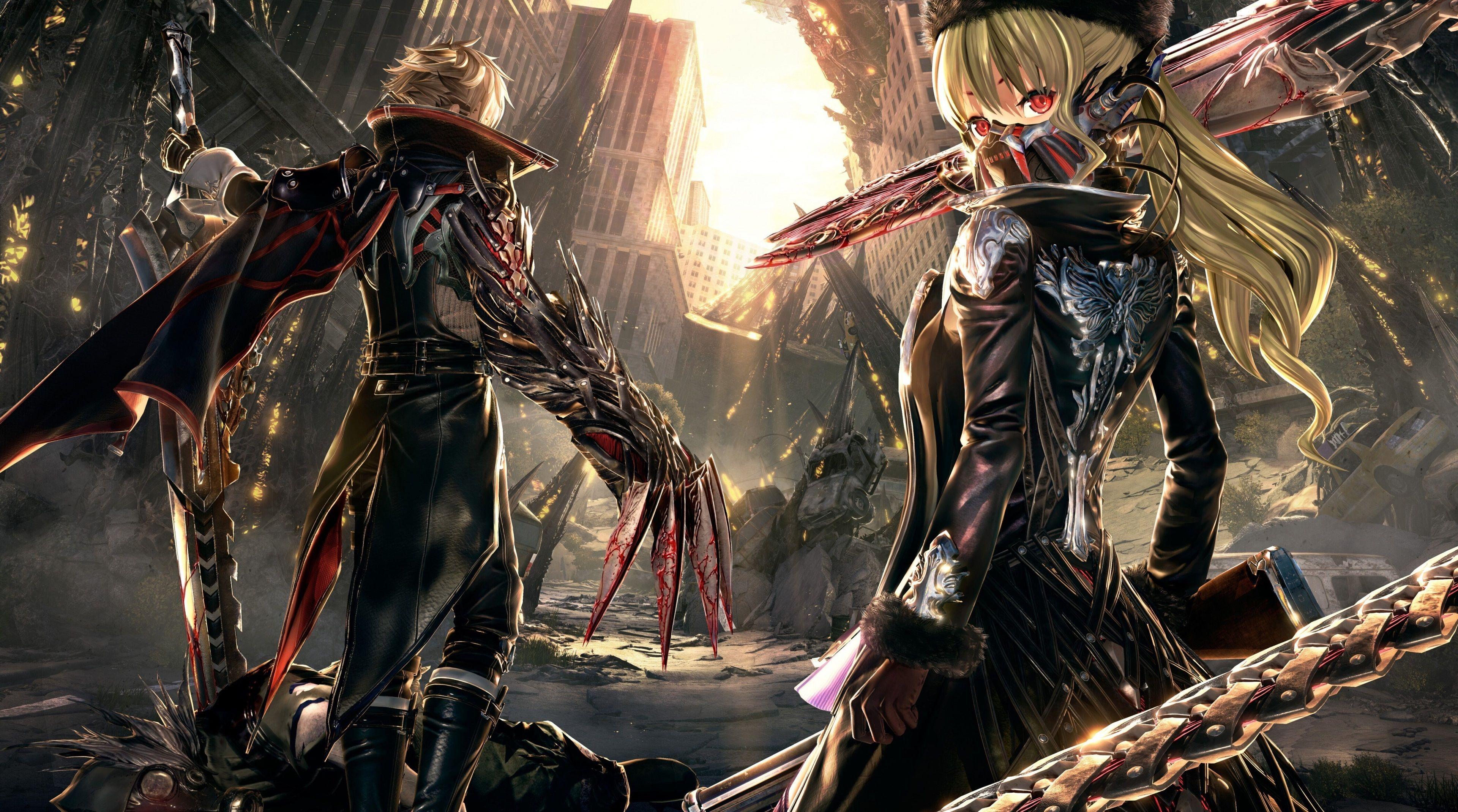 3840x2138 Code Vein 4k Best Hd Wallpaper For Pc Free Download Bandai Namco Entertainment Dark Souls Video Game Cheats