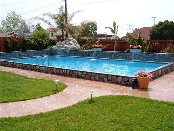 Islander Inground Pools Starting At Just 14 995 Prefabricated Hand Crafted Vinyl Wrapped Assembly Afford Islander Pools Inground Pools Cheap Inground Pool