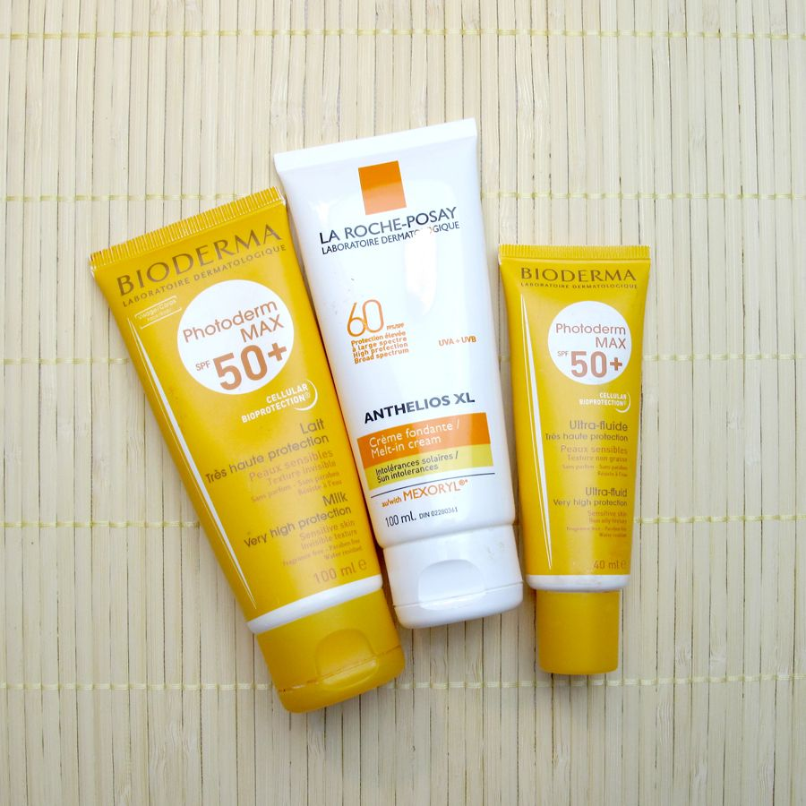 Sunscreen Review 2 Bioderma La Roche Posay Sunscreen Skin