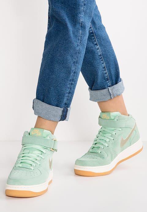 nowe tanie buty temperamentu całkowicie stylowy Nike Sportswear AIR FORCE 1 '07 MID SEASONAL - High-top ...