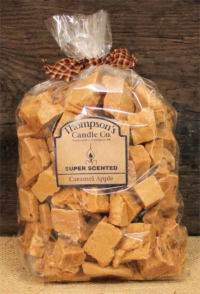 Thompsons Candle Co Super Scented Crumbles//Tarts//Wax Melts 32 oz Cinnamon Bun Thompson/'s Candle co.