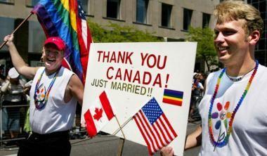 Prejudice against gays