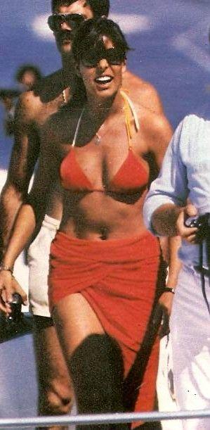 Princess Stephanie Monaco  nackt