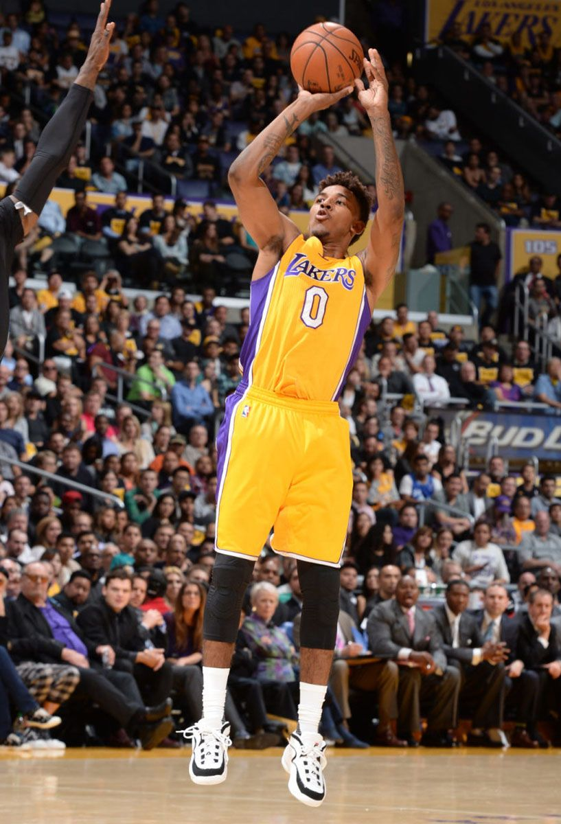 eaf11fbd2c90  SoleWatch  Nick Young Hits a Buzzer-Beater in the FILA 97