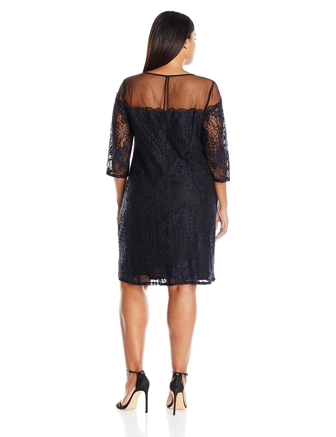 Adrianna Papell Plus Size Lace