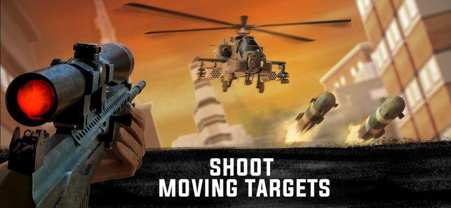 Sniper 3D Assassin: Gun Games on the App Store | Iphone wallpaper in