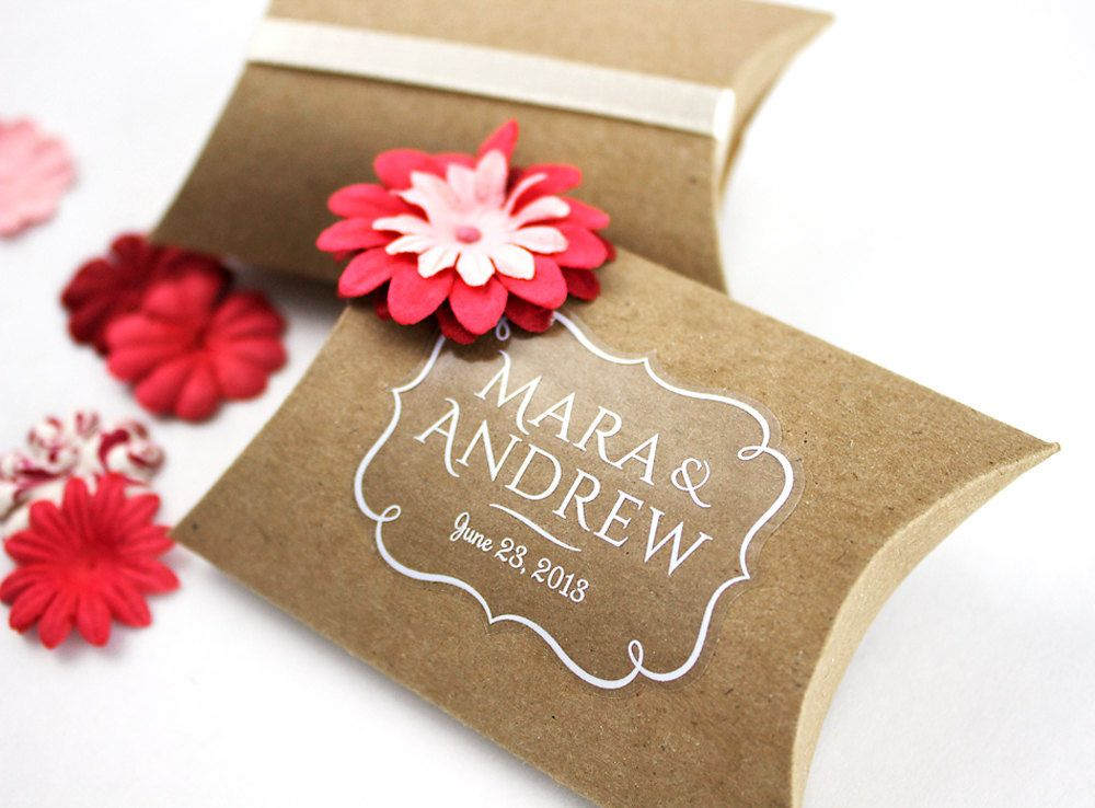 Custom Stickers Wedding Favor Bo Or Hotel Welcome Bags Etsy