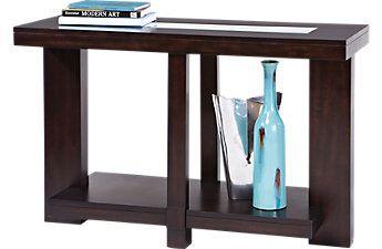 Astounding Lochlin Walnut Sofa Table Home Sofa Tables Table Spiritservingveterans Wood Chair Design Ideas Spiritservingveteransorg