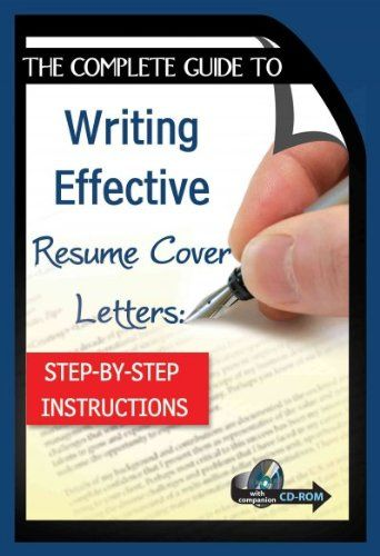 The Complete Guide To Writing Effective Resume  Libraryusergroup