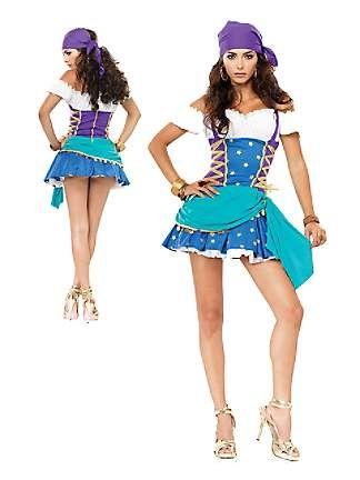 Esmeralda costume  Etsy UK