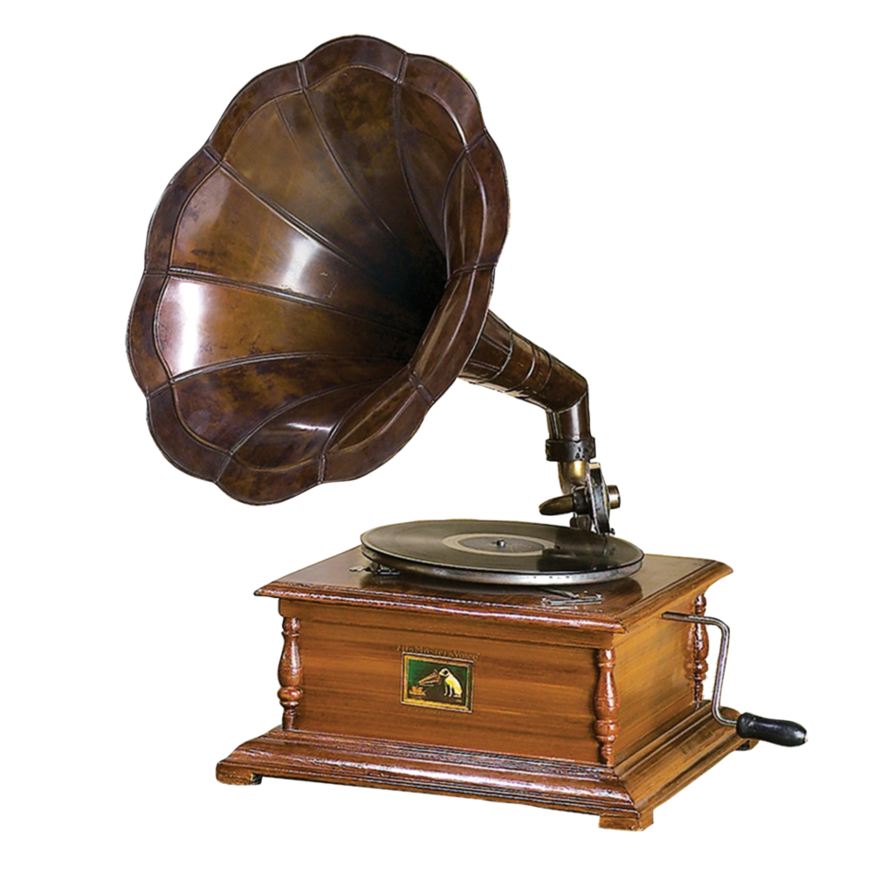 Gramophone 2 Icon By Slamiticon D5zfw55 Png 894 894 Vitrola Retro Vintage