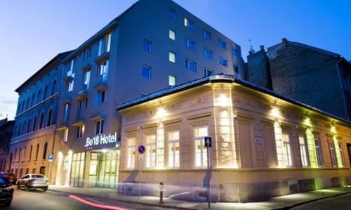 Budapest bo18 hotel superior fino a 4 notti  ad Euro 65.00 in #Groupon #Travel1