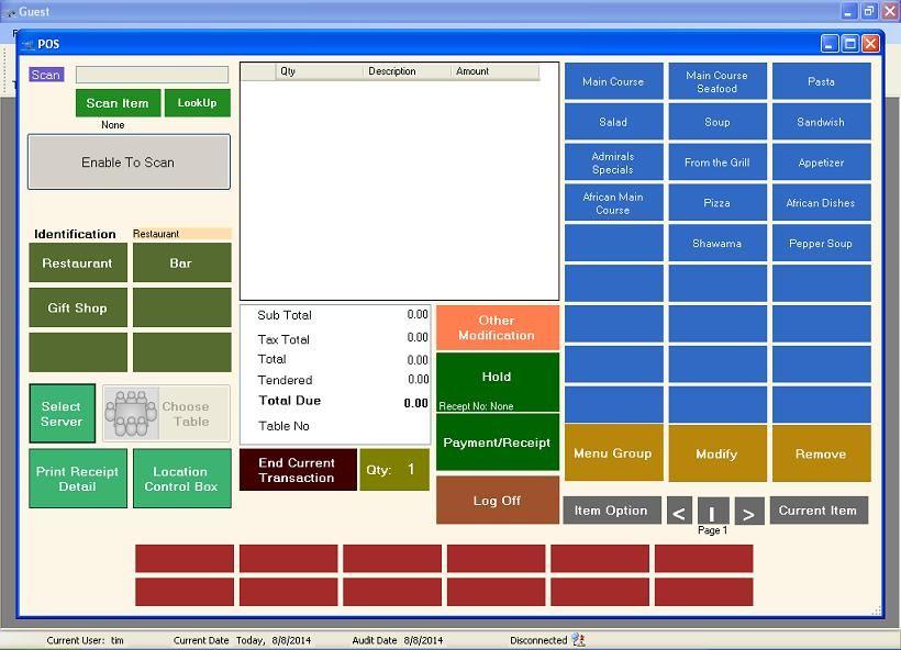 POSSoft POS FREE Software Download Here | GEEK STUFF | Geek