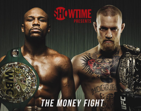 How one bet can turn $100 into $7500 on Mayweather vs. McGregor | Pro MMA  Now | Mayweather vs mcgregor, Mcgregor fight, Floyd mayweather