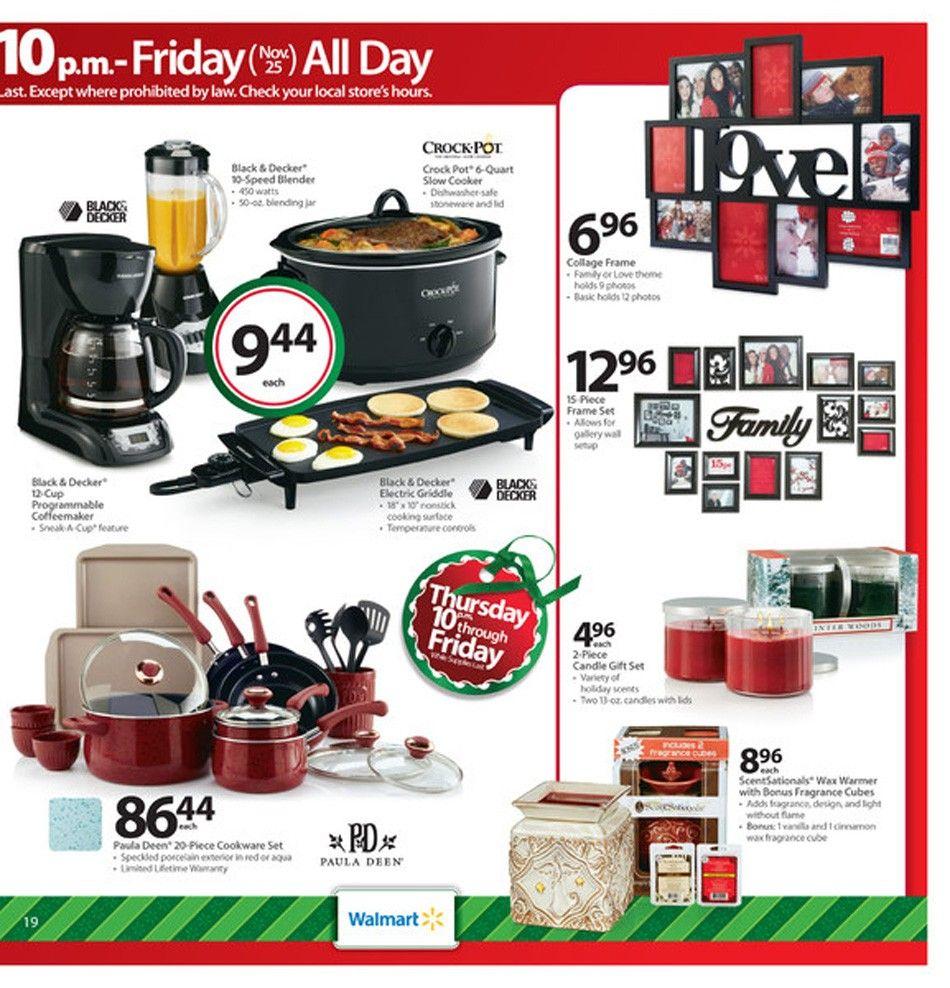 Walmart Black Friday Love Frame Black Friday Deals