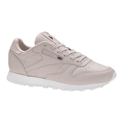 d66fccd0f28 Reebok Women s Classic Leather Reebok X Face Shoes - Lilac White in ...