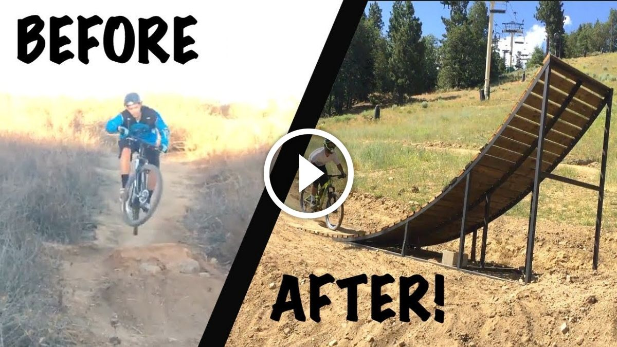 Watch Want To Learn To Jump On Your Mountain Bike Practice Like