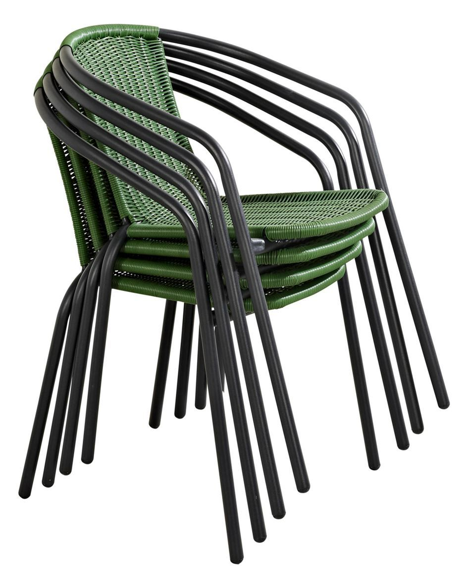 Gerona Chaise Empilable Vert Fonce H 77 X Larg 53 X P 58 Cm Gerona Chaise Empilable Vert Fonce H 77 X Larg 53 X P 58 Cm Chaise Empilable Vert Fonce Chaise