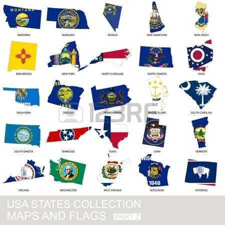 State Symbol Tennessee Usa State Collection Maps And Flags Part 2