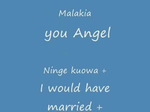 swahili learning through songs malaika song