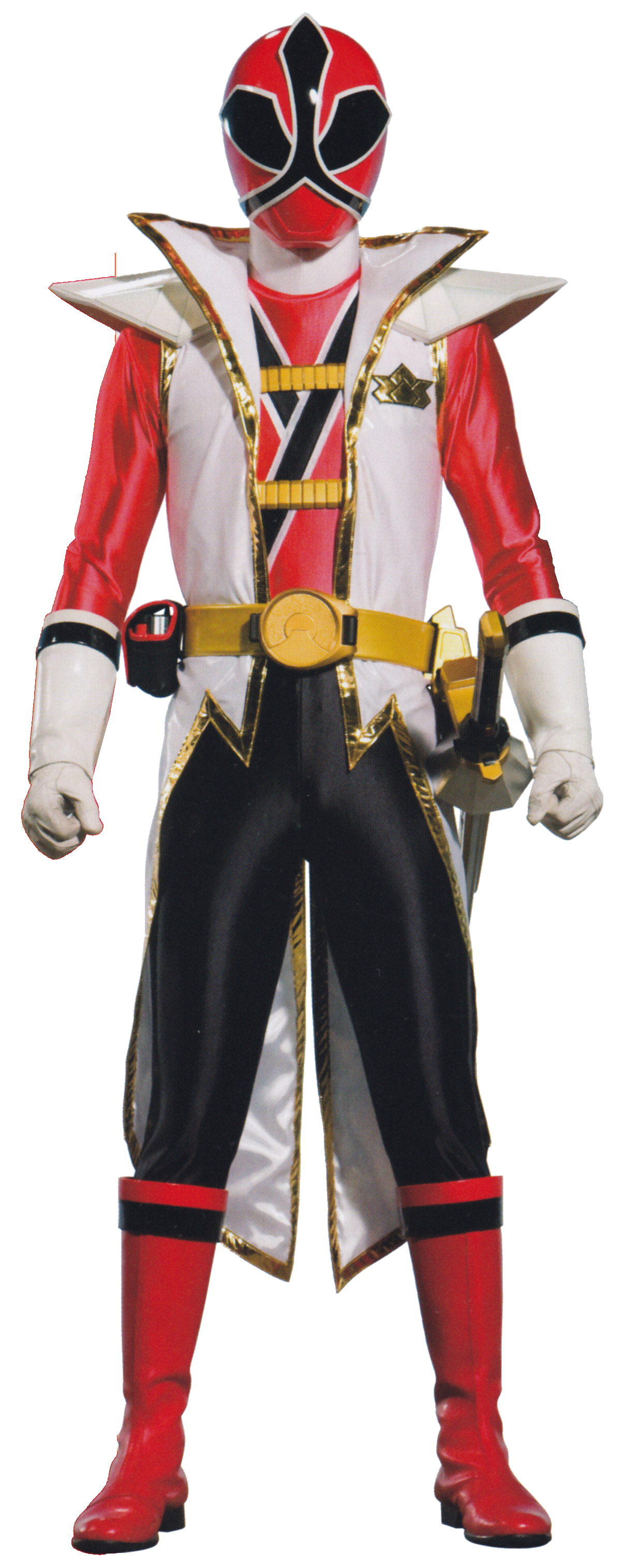 i searched for power rangers super samurai red ranger