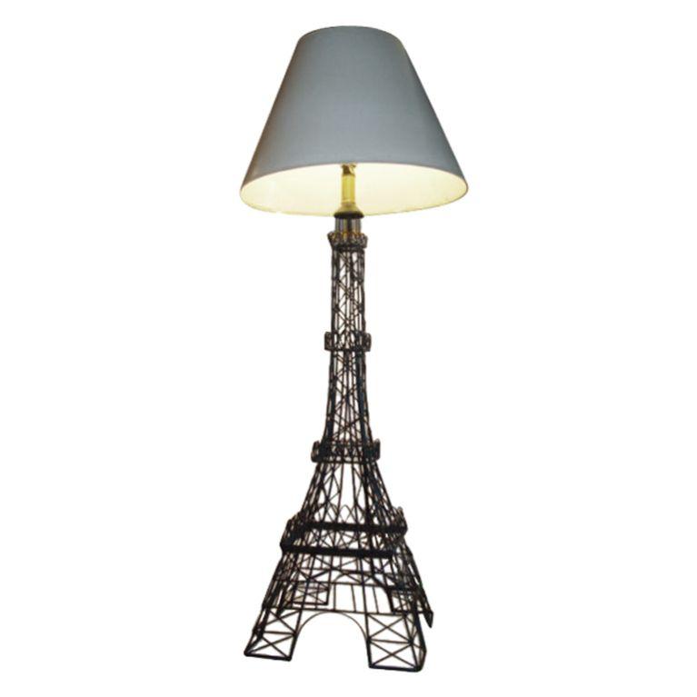 Vintage eiffel tower lamp eiffel tower lamp floor lamp and tower vintage eiffel tower lamp aloadofball Images