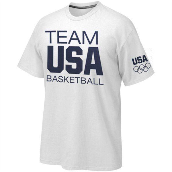 e6938a66d04f USA Basketball T-Shirt