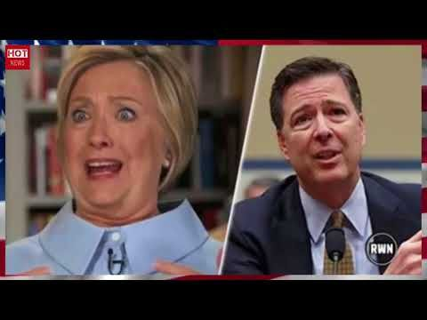 Image result for Congress Just BLINDSIDED Democrats: Clinton, Comey, And 4 Others Face Criminal Charges