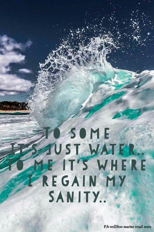Quotes About The Ocean And Love Fascinating Ocean Love♡ …  Salt Life  Pinterest  Ocean Beach And Tattoo