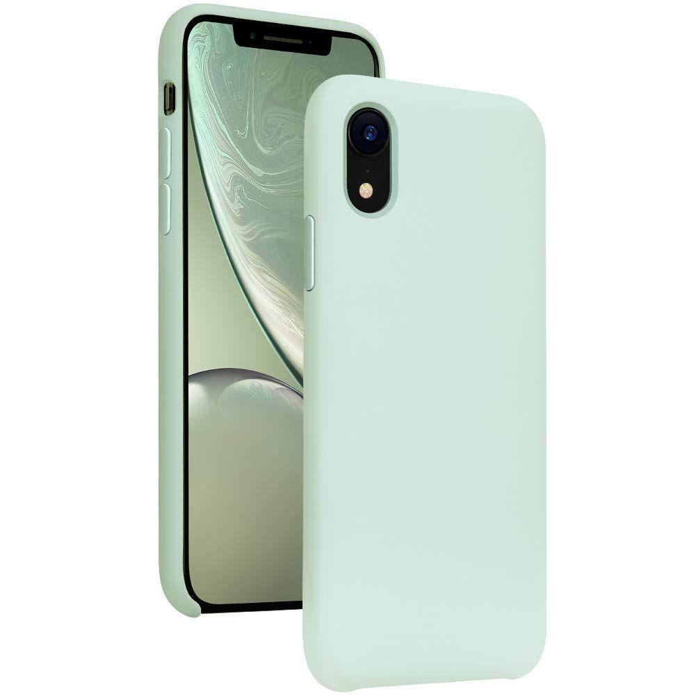 Diaclara iPhone XR Case Silicone, 6.1'' Hybrid iPhone 10R Cases ...