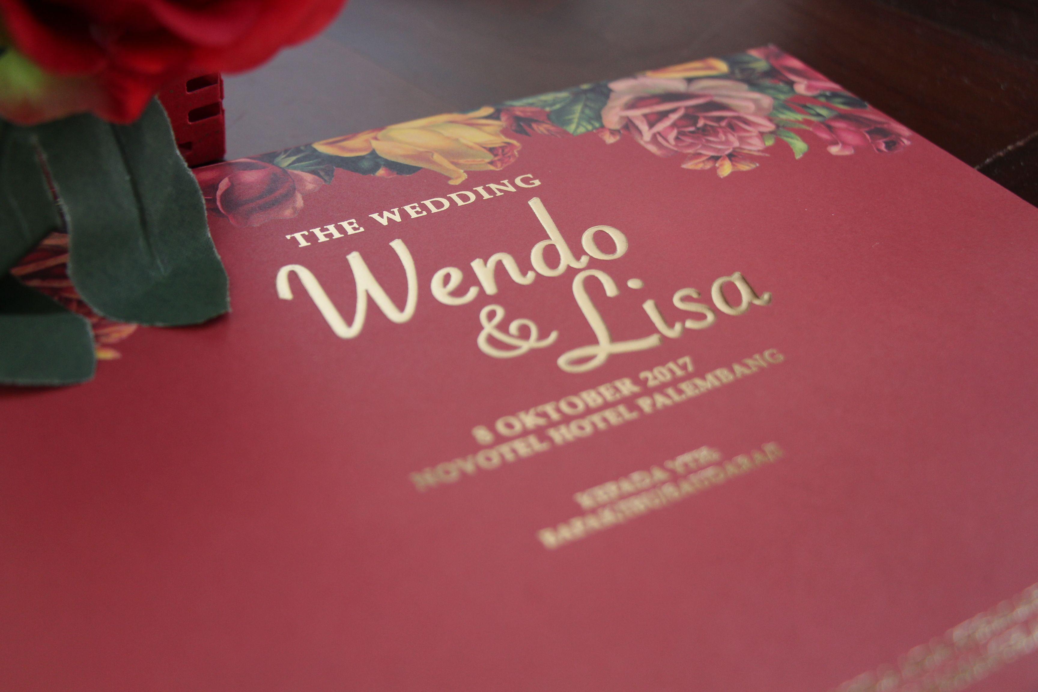 Custom Design Wedding Invitation #Red #Gold #Chinese #Tradition ...