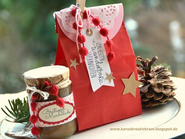Bratapfelmarmelade aus dem Thermomix | GIFTS from the kitchen ...