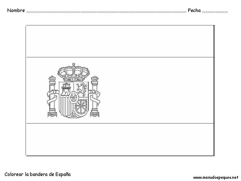 La Constitucion Espanola Dia De La Constitucion Banderas