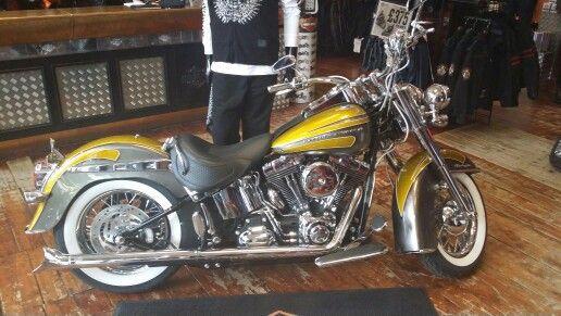 Harley Glasgow HD 1/08