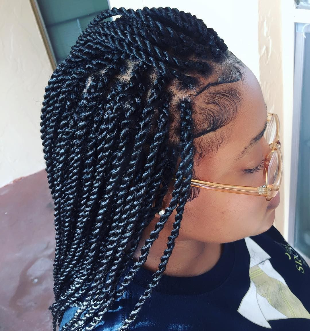 Twist Hairstyles Cool Top 33 Gorgeous Hairstyles With Rope Twist  Strike