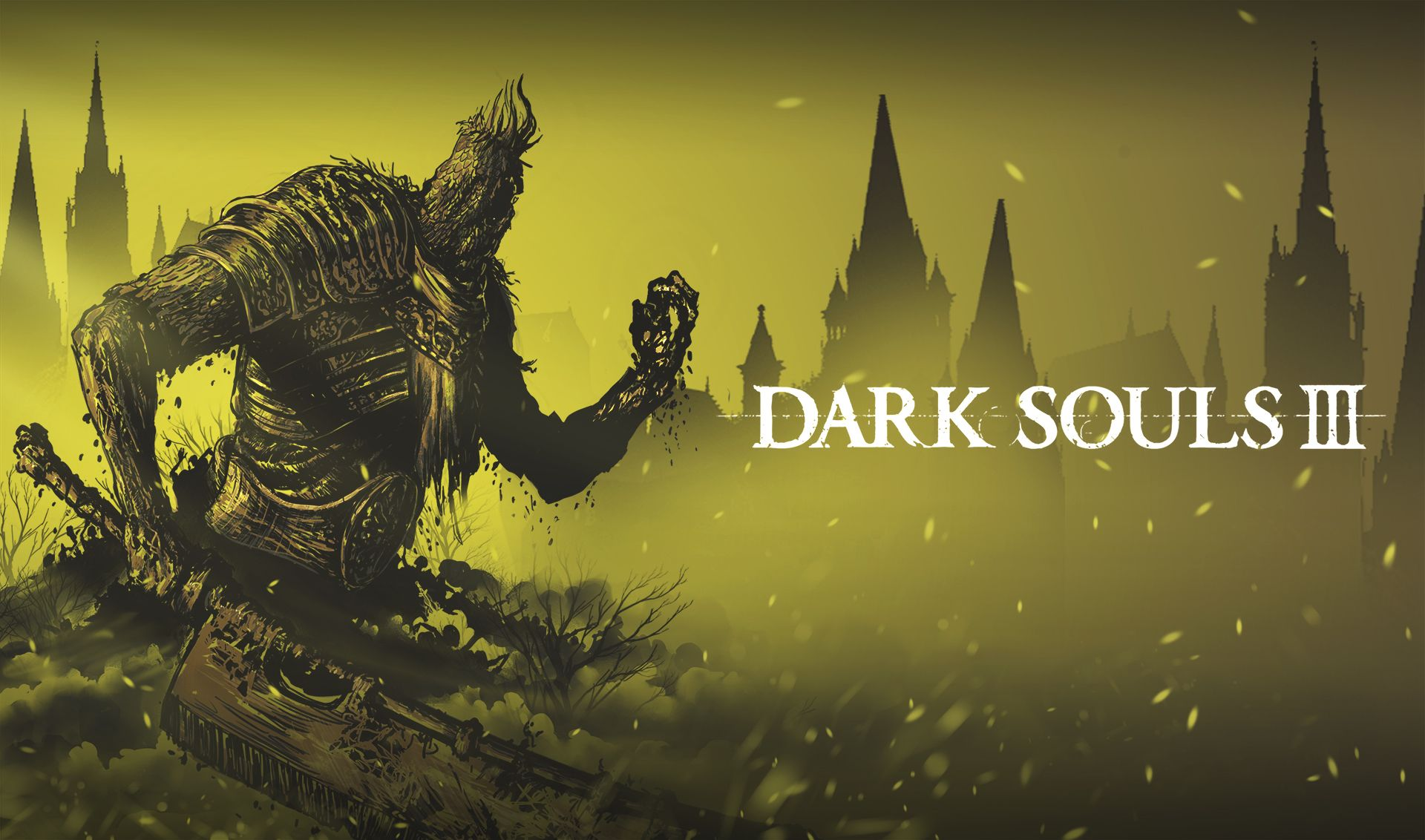 Dark Souls 3 Yhorm The Giant Wallpaper Unofficial ダークソウル